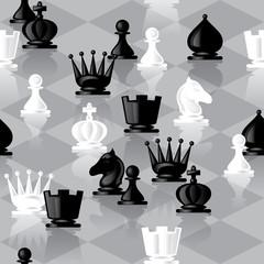 chess seamless