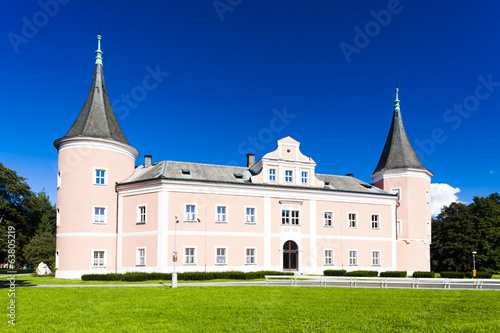 castle of Sokolov, Czech Republic
