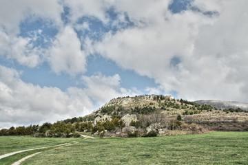 Col du Garabeil,Pyrénées audoises