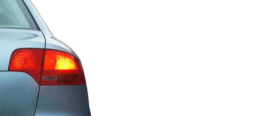 Scheinwerfer eines Autos
