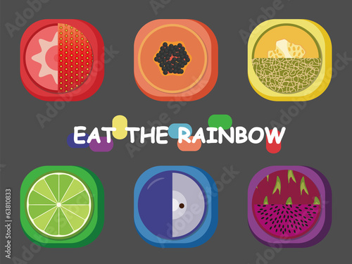 Rainbow fruit-2