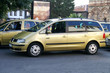 Viele Taxis