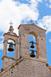 Bells on the croatian church tower