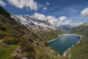 Zillertal, Alps, Austria
