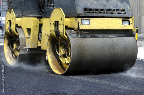 paving machine