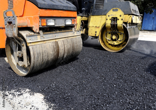 Paving machines