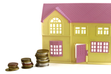 how much money for building a country house