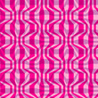Abstract geometric pink seamless pattern