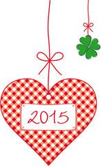 neujahrsherz 2015