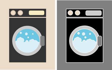 Washing-machine.