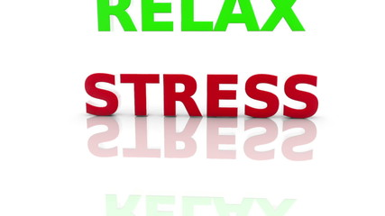 Stress,Relax