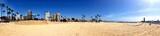 Long Beach sunny view CA