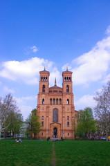 ベルリン、聖トーマス教会