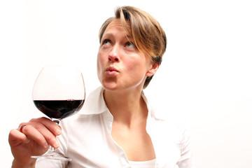 Kostprobe Rotwein