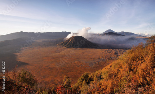 Volcanoes of Bromo National Park