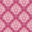vector damask wallpaper. design elements. flower backdrop