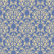 seamless wallpaper. damask pattern. flower background