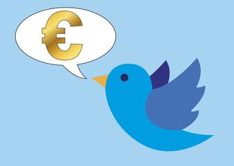 euro tweet