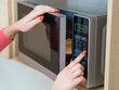 Using microwave oven - 63826495