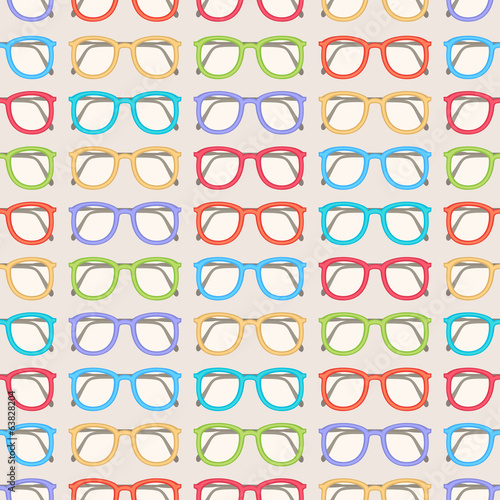 cute colored glasses