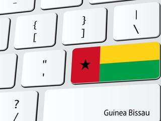 Bissau-Guinean flag