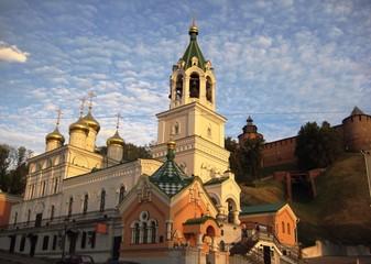 russian church in nizhny novgorod