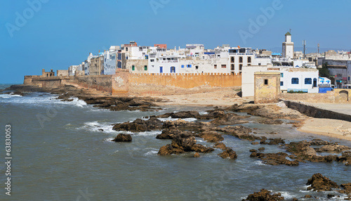 View of Essaouira