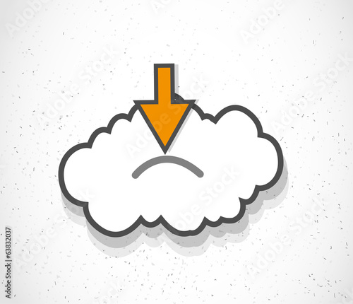 Download Cloud Concept