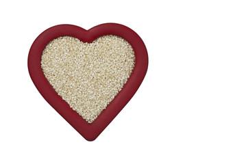 Heart Healthy Sesame Seeds