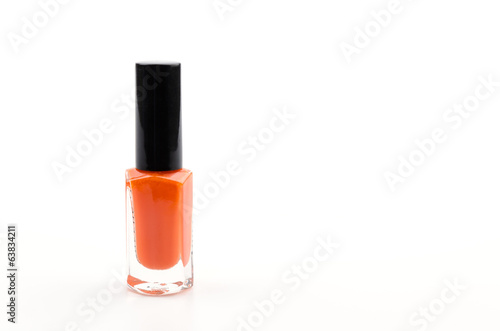 Isolated nail polish