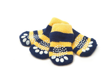 Pet socks ,Pet clothing and accessory