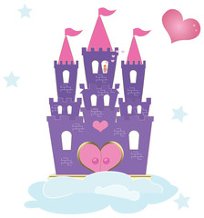 The princess castle