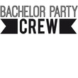 Bachelor Party Crew Logo Design