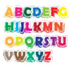 A-Z color