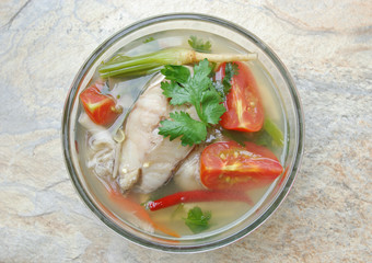 fish in spicy soup