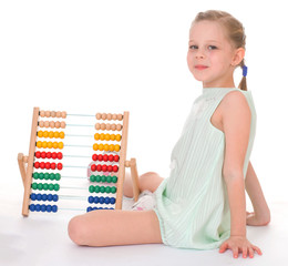 Montessori environment.