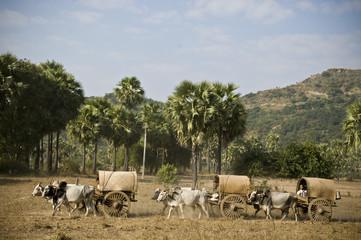 caravane, myanmar