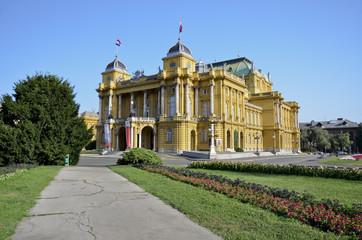Teatro nazionale Croato, Zagabria 3