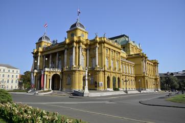 Teatro nazionale Croato, Zagabria 2