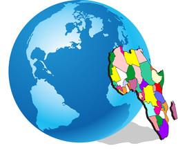 appoggio all'africa
