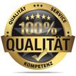 100% Qualität -  Service, Kompetenz