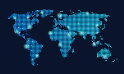 Global technology network