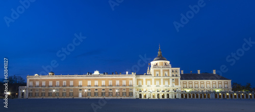 Royal Palace of Aranjuez (Palacio real), Spain