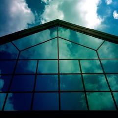 Casa di vetri