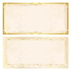 フレーム 商品券 カード
