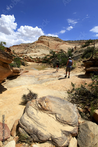 water pocket fold de capitol Reef