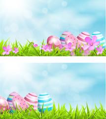 Primavera, Farfalle, Pasqua, Sfondo