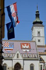 Chiesa di San Marco, Zagabria 10