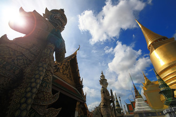 Giant in Wat Phra Kaew