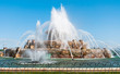 Buckingham Memorial Fountain, Chicago